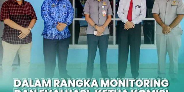 Dinas Komunikasi dan Informatika (Diskominfo) Kota Dumai Mendapat Kunjungan Komisi Informasi (KI) Riau