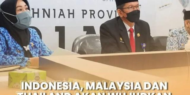 Indonesia, Malaysia dan Thailand Akan Wujudkan Kerjasama Dalam Hal Transportasi dan Kota Ramah Lingkungan