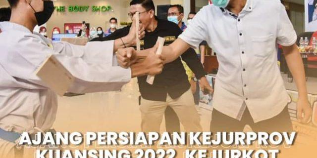 Ajang Persiapan KEJURPROV Kuansing 2022, KEJURKOT Dumai Cabang KARATE-DO Digelar