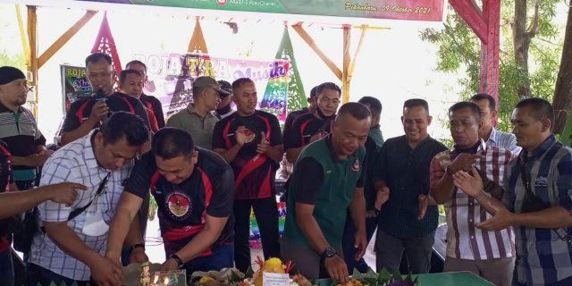 Happy anniversary Ke-24, ALTA SEMBILU Provinsi Riau Berbagi Kepada Yang Membutuhkan