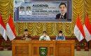 Wali Kota Dumai, H. Paisal Menghadiri Audiensi Pemerintah Kota Dumai Bersama Anggota DPR RI Dapil I Riau, H. Jon Erizal, SE, MBA