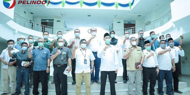 PT Pelindo 1 Cabang Dumai Dukung Rencana Pembangunan Alun-alun Sebagai Icon Kota Dumai