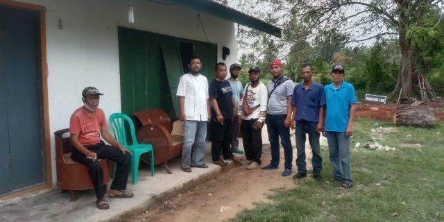 Temu Ramah Dit Intelkam Polda Riau Bersama Laskar Dari LHMR Kota Dumai