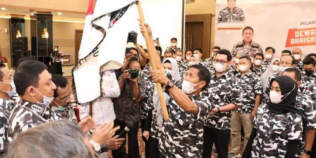 """BAPERA Riau Resmi di Lantik """"PEMERSATU ORGANISASI KEPEMUDAAN"""""""