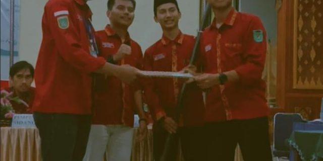 Apif dan Rizki Resmi terpilih menjadi Ketua umum IMKD Pekanbaru periode 2021-2022