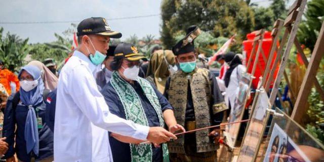 Selamat Datang Menteri Lingkungan Hidup dan Kehutanan (LHK) Republik Indonesia di Kota Dumai