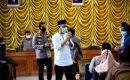 Walikota Dumai, H. Paisal Berikan Bantuan Program Nasional BPUM (Bantuan Bagi Pelaku Usaha Mikro)