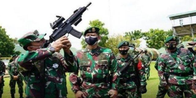 Presiden Jokowi Kirim Pasukan Setan Untuk Kupas Tuntas Kelakuan KKB Papua