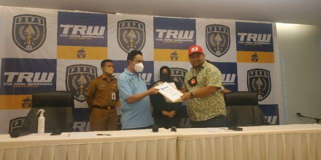 PSPS Riau Resmi Pindah Tangan