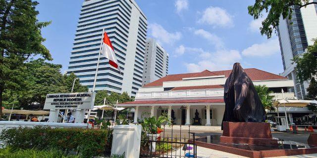 Hari ini, Megawati Soekarnoputri Resmikan Patung Bung Karno di Lemhannas