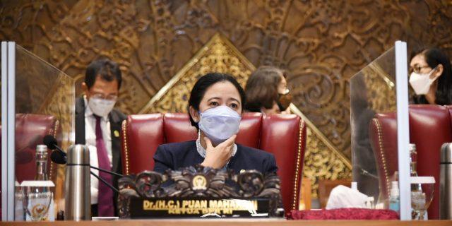 Puan Minta APBN 2022 Antisipasi Ketidakpastian Akibat Covid-19
