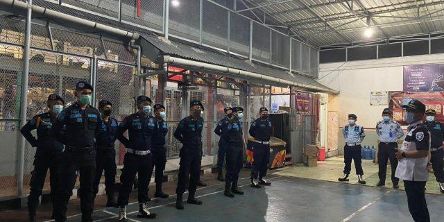 """Lapas Kelas IIB Teluk Kuantan Deteksi dini peredaran narkoba Oleh Warga binaan"""