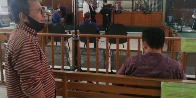 Mantan Walikota Dumai, Zulkfli As di Tuntun 5 Tahun Penjara