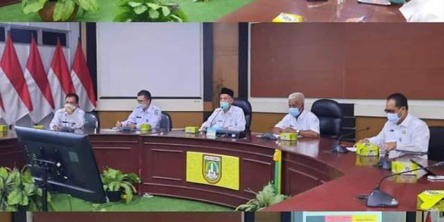 PPKM Level III, Walikota Dumai Intruksikan Seluruh Perangkat Daerah Tegakan Protokol Kesehatan Dengan Kedepankan Unsur Humanis