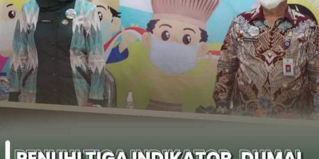 Penuhi Tiga Indikator, Dumai Kembali Raih Penghargaan Kota Layak Anak