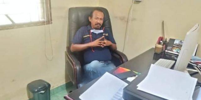 Curhat Jurnalis Senior/Pemred Media Online Lepudumainews.Com di Kota Dumai