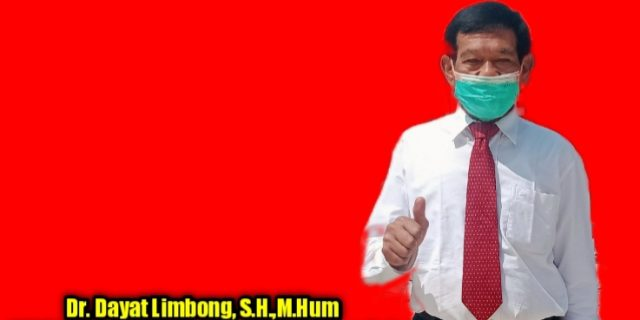 Terkait Sengketa Tanah, DR. Dayat Limbong : SOP Harus Sesuai PERMENAG/KBPN