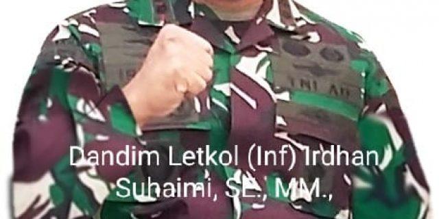 Bakti Bagi Negeri dan HUT Ke-76 TNI, Ini Yang Dilakukan Kodim 0320/Dumai…!!